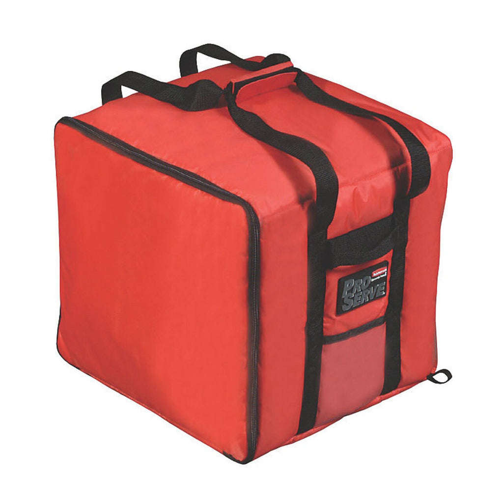 Rubbermaid Large Pizza Catering Bag FG9F3900RED