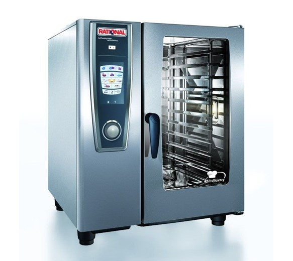 Rational Self Cooking Centre Gas Combination Oven SCC101G