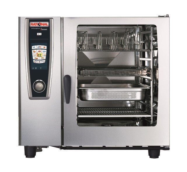 Rational Self Cooking Centre Electric Combination Oven SCC102E