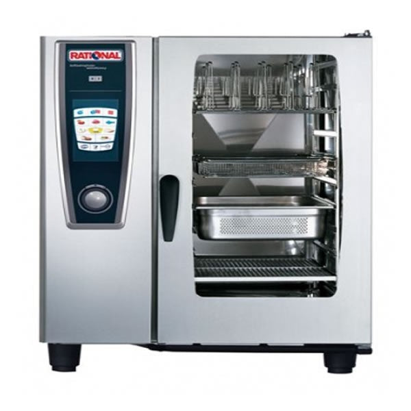 Rational Self Cooking Centre Gas Combination Oven SCC102G