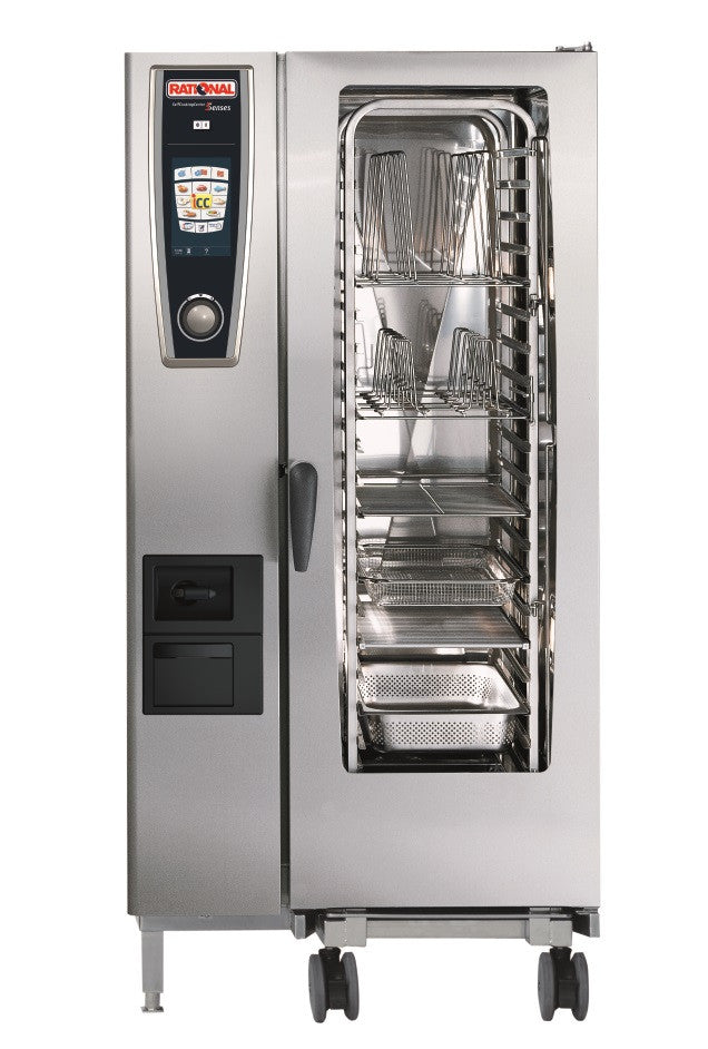 Rational 20 Rack Electric Combi Oven SCC201E