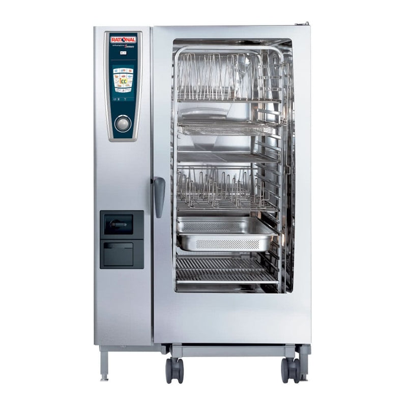 Rational Self Cooking Centre Gas Combination Oven SCC202G