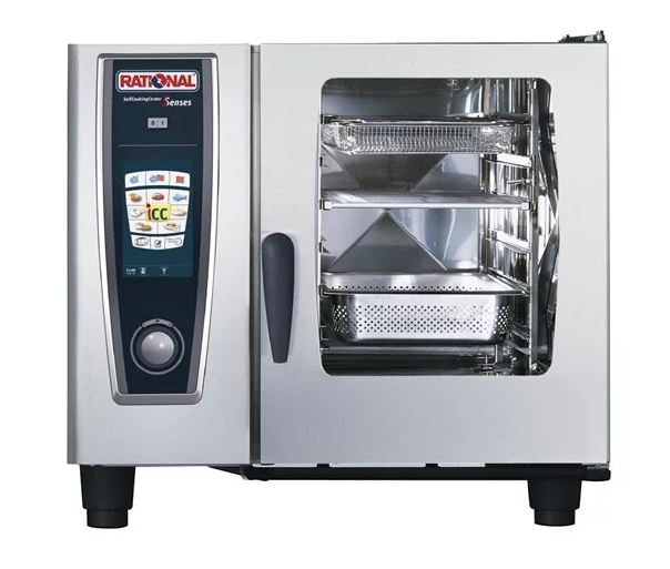 Rational - 6 Grid Combination Oven SCC61E