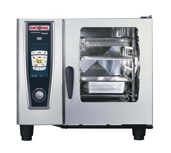 Rational Self Cooking Centre Gas Combination Oven SCC61G