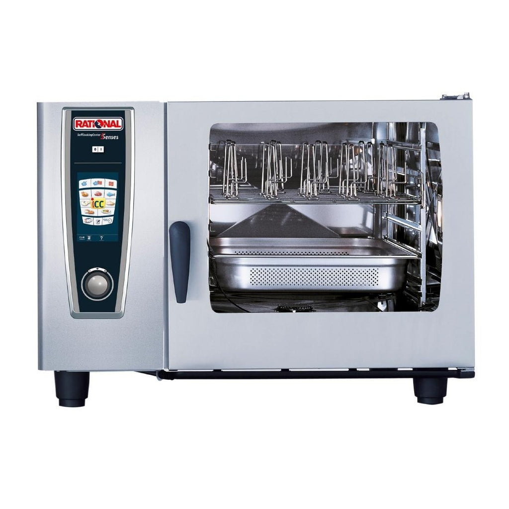 Rational Self Cooking Centre Electric Combination Oven SCC62E