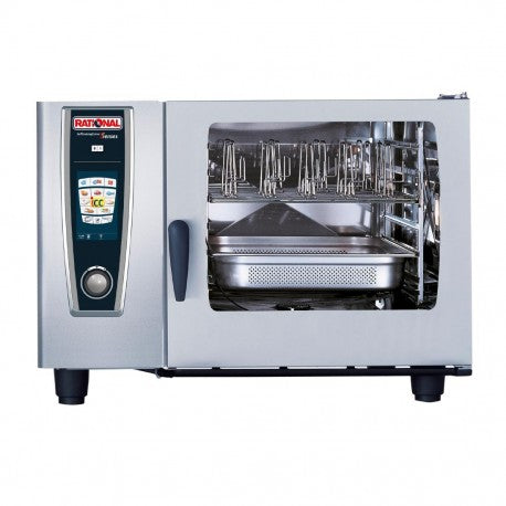 Rational Self Cooking Centre Gas Combination Oven SCC62G