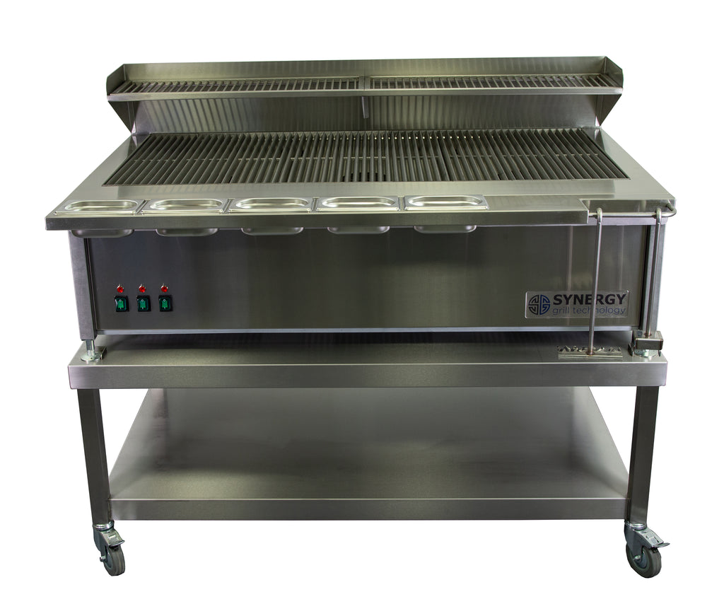 Synergy Three Burner Grill with Accessories : SG1300SH