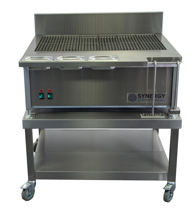 Synergy Two Burner Grill with Accessories : SG900SH