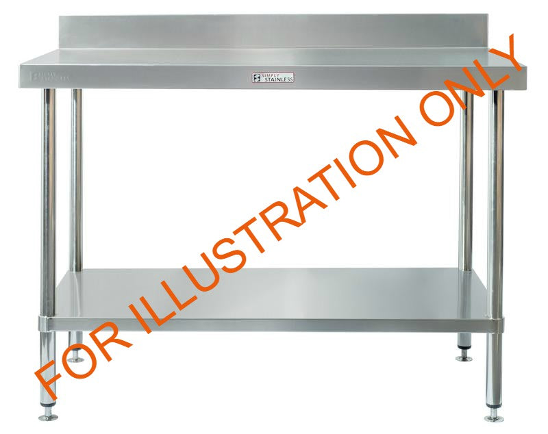 Simply Stainless Work Bench SS020600