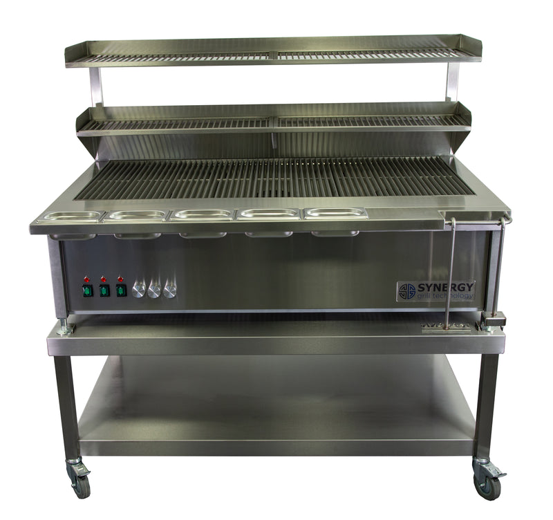 Synergy Trilogy Three Burner Grill with Accessories : ST1300