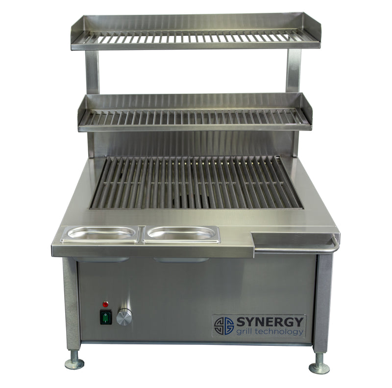 Synergy Trilogy Grill with Accessories : ST630