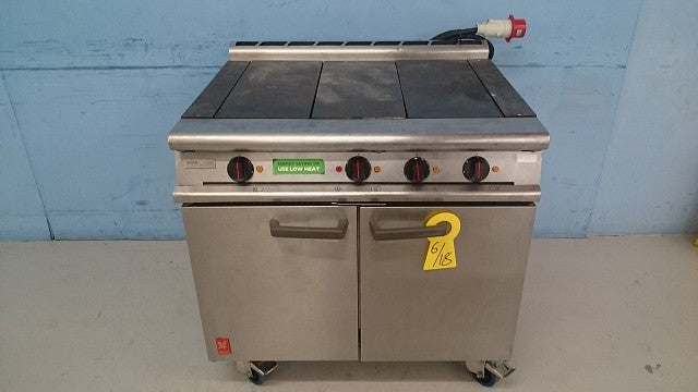 Falcon Solid Top Electric Oven E31013HP: 38821