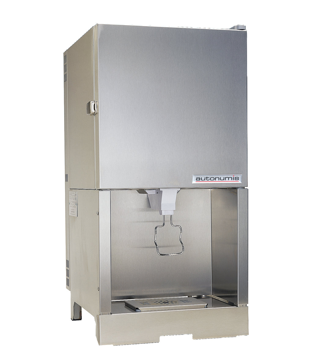 Autonumis 3 Gallon Dispenser Stainless Steel : LGC00002