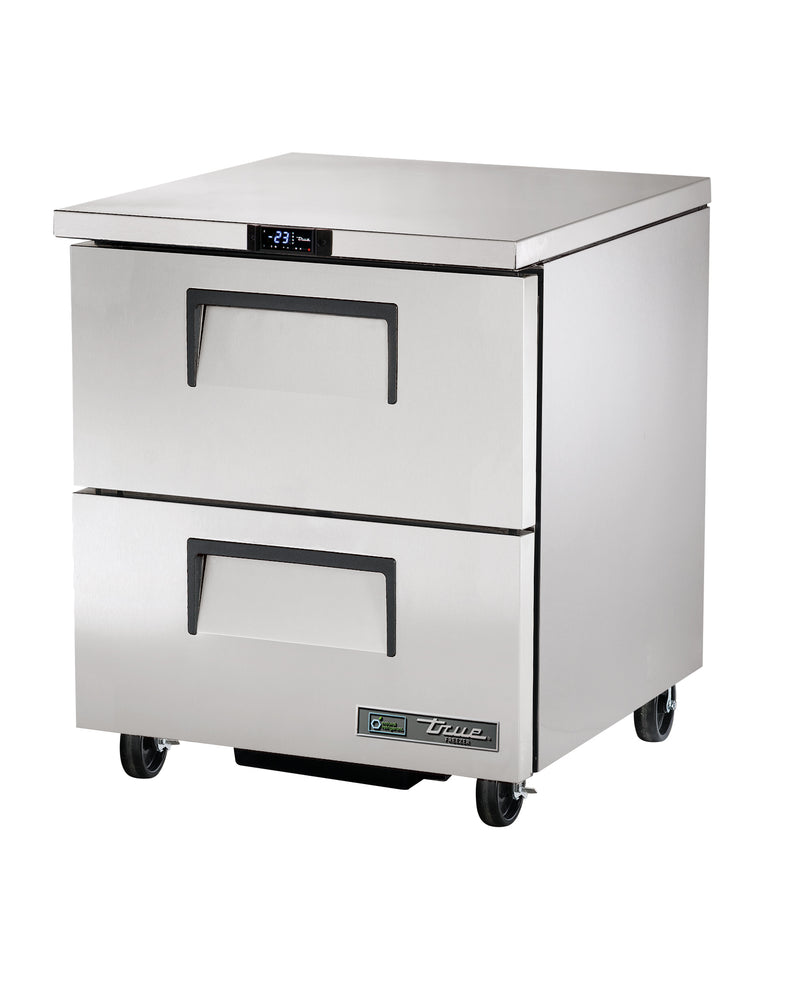True 39L Under Counter Drawed Freezer TUC-27F-D-2-HC