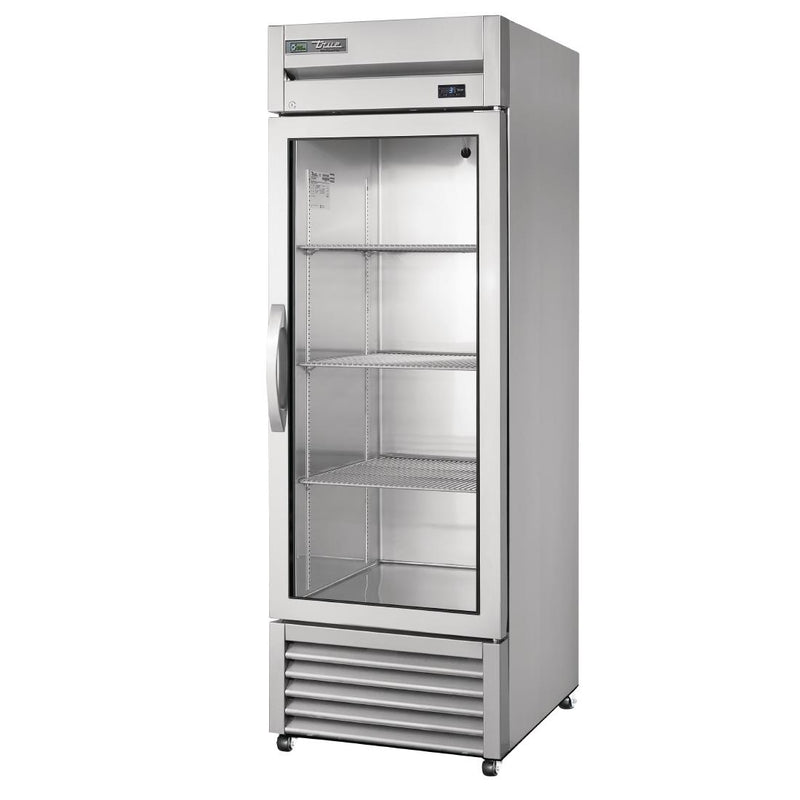 True 445 Litre Glass Door Fridge T-23G-HC