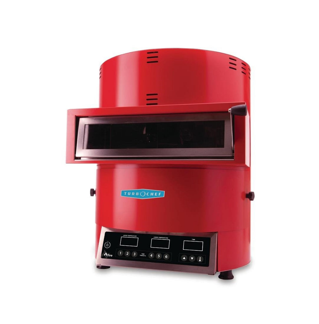 TurboChef Highspeed Oven The Fire Red