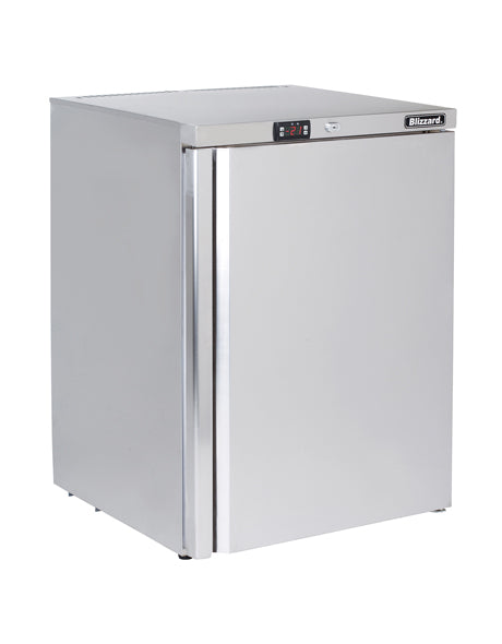 Blizzard One Door Under Counter Freezer UCF140