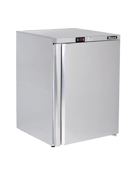Blizzard One Door Under Counter Fridge 98 litre UCR140