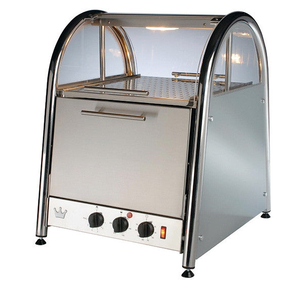 King Edward Vista 60 Bake & Display Oven VISTA60 - Front