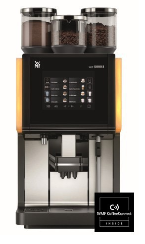 WMF 5000 S Standard Model 2 with plumbed water
