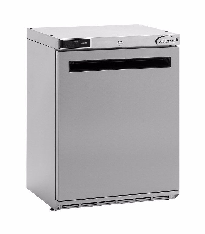 Williams Amber Undercounter Refrigerator: LA135-SA