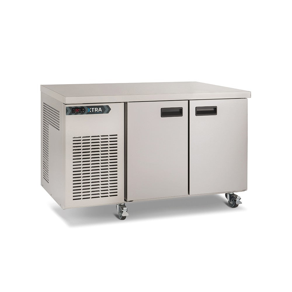 Foster Xtra 1/2 Two Door Refrigerated Counter : XR2H
