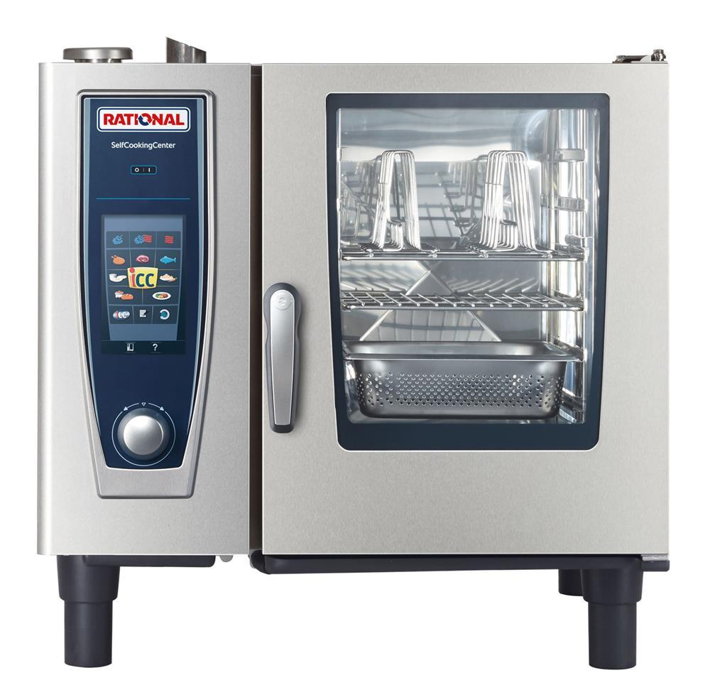 Rational Self Cooking Centre Electric Combination Oven XS Model
