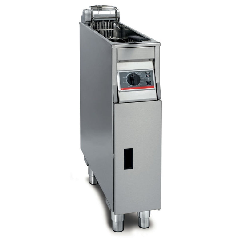 Lincat FriFri Basic+ 211 Electric Free-standing Single Tank Fryer 1 Basket YF21100/A500