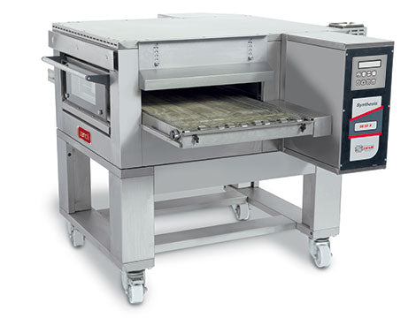 Zanolli Synthesis Single Deck Pizza Oven Gas 08/50 V PW