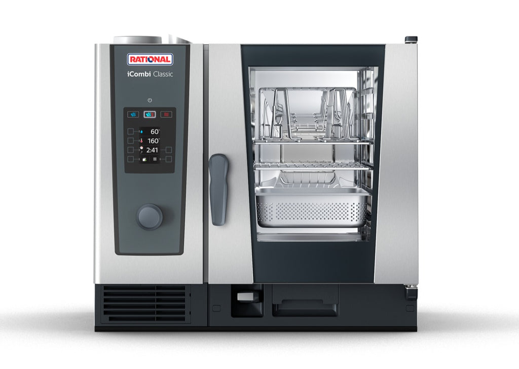 Rational 6 Rack iCombi Classic Gas 6-1/1