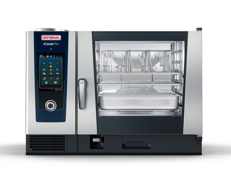 Rational 6 Rack iCombi Pro Gas 6-2/1