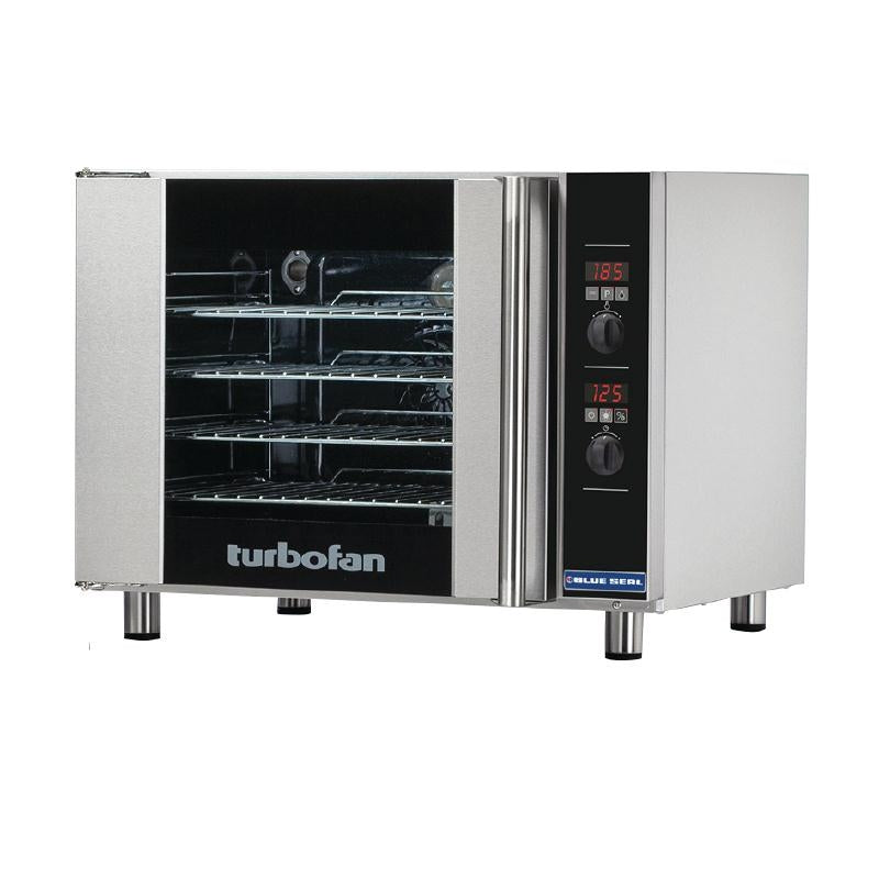 Blue Seal Turbofan Electric Oven E31D4
