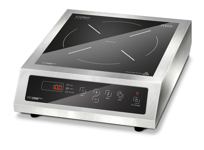 CASO Design Pro 3500 Touch Induction Cooktop