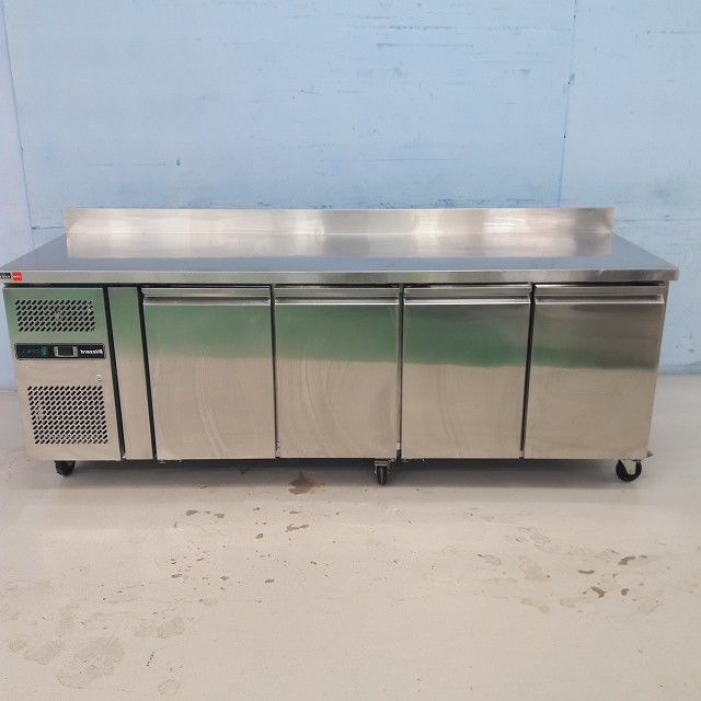 Blizzard Four Door Refrigerated Counter HBC4