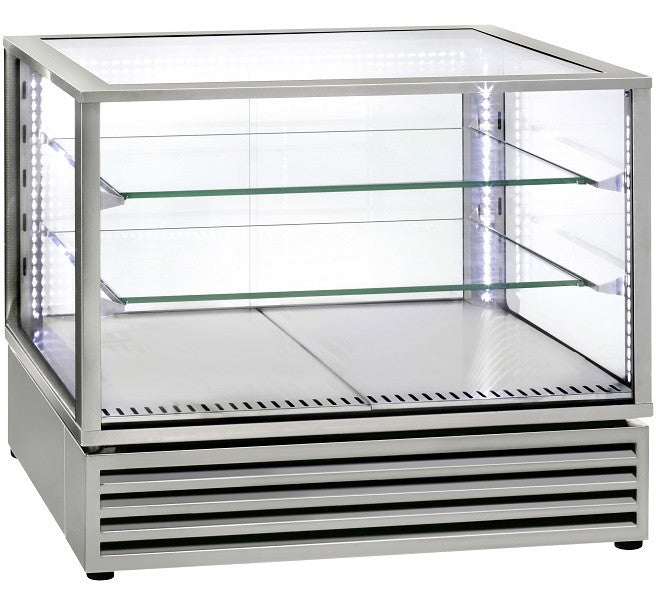 Roller Grill 2/1 GN Display with two shelves CD 800
