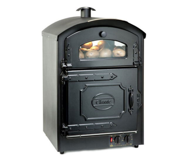King Edward 50 Classic Potato Oven (front)