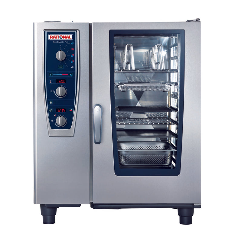 Rational 10 Rack CombiMaster Combination Oven Gas