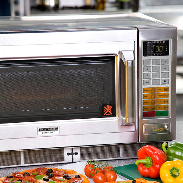 Maestrowave Combination Microwave Oven : COMBI CHEF 7