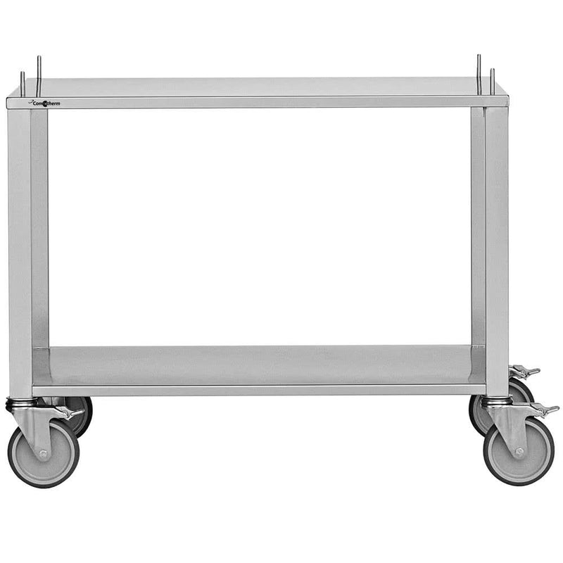 Convotherm Stand for 6 or 10 rack Combi Oven with Shelf and Castors