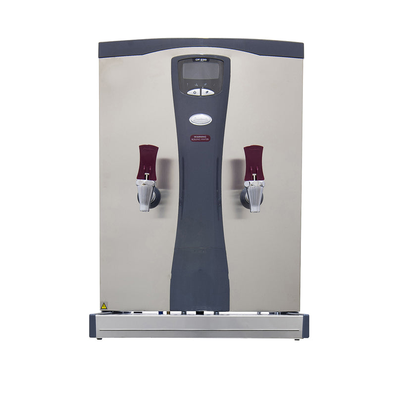 Instanta 27 Litre Twin Taps SureFlow Counter Top Filtered Boiler CTSP27T/6