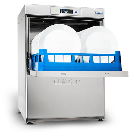 Classeq Dishwasher With Drain Pump And Integral Water Softener : D500DUOWS