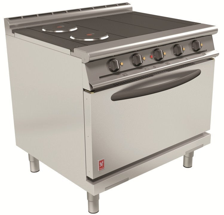 Falcon Four Hotplate Oven Range : E3101D