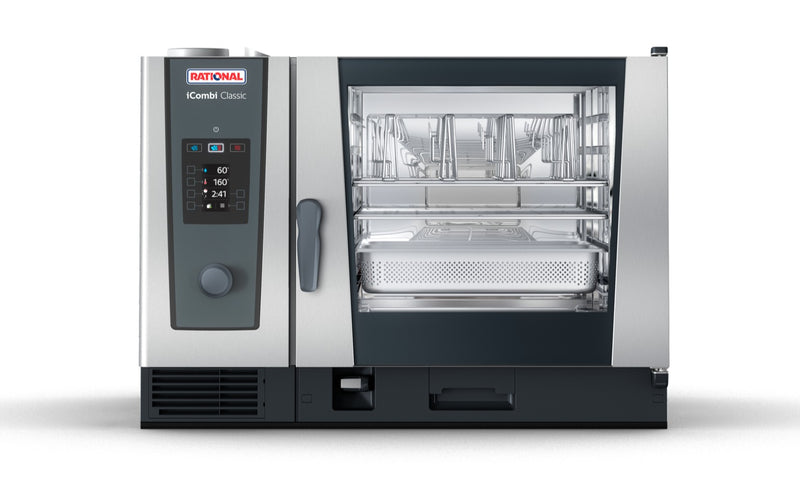 Rational 6 Rack iCombi Classic Gas 6-2/1