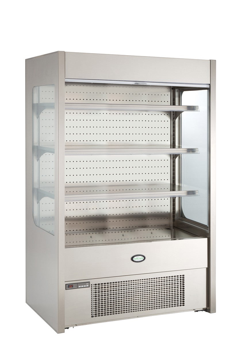 Foster Slimline Multideck Chiller Display - FMSLIM1800NG