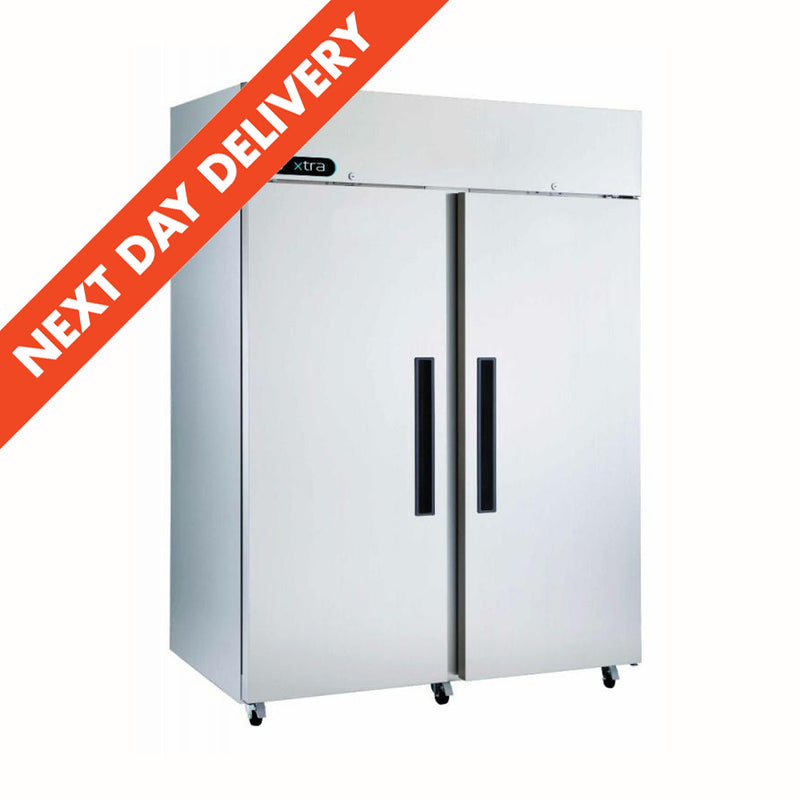 Next Day Delivery Foster Xtra Double Door Upright Freezer : XR1300L 33-187