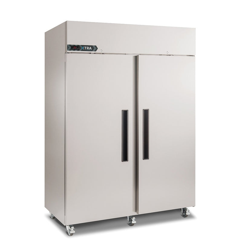Foster Xtra Double Door Upright Refrigerator 881 litres : XR1300H 33-186