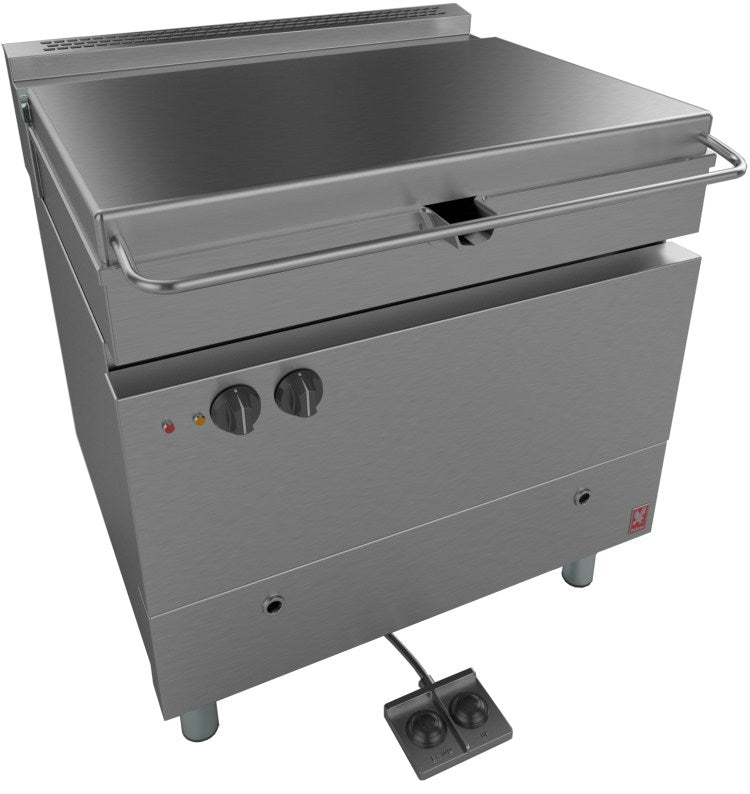 37 Litre Gas Automatic Bratt Pan