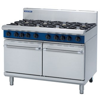 Blue Seal 1200mm Double Gas Oven : G528D