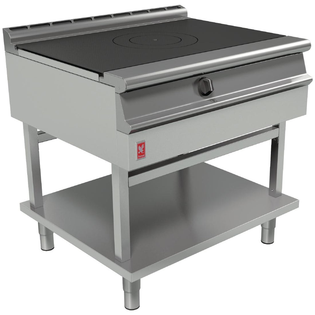 Falcon Solid Top Boiling Table : G3127