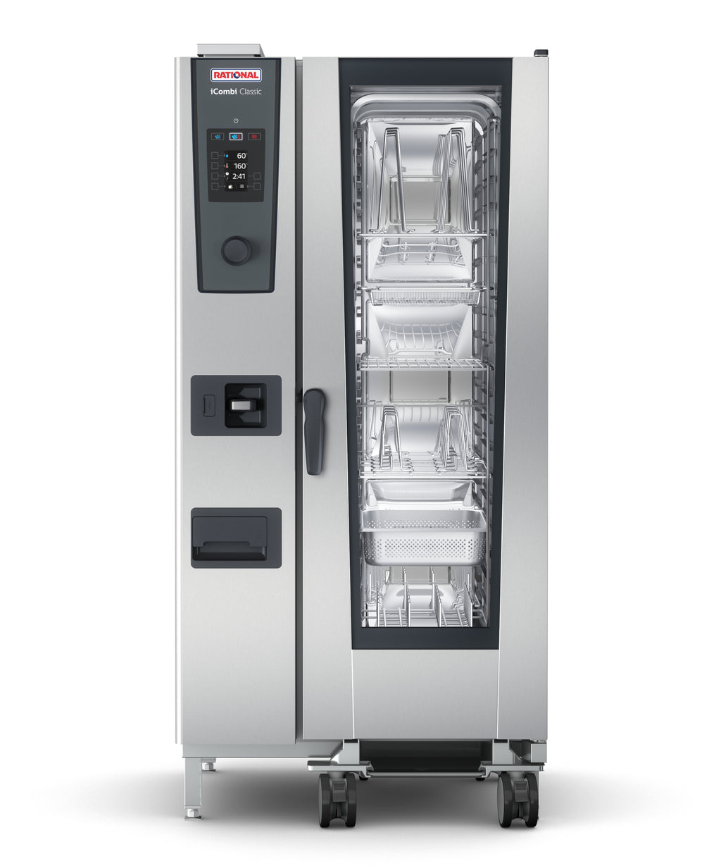 Rational 20 Rack iCombi Classic Electric 20-1/1